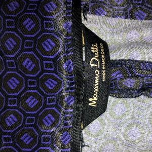 Massimo Dutti Pants & Jumpsuits - Trendy & Silky Printed Dress Pants